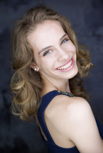 Harbor Cities Teen - Sarah Niehueser - Headshot